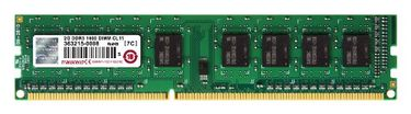 Transcend (TS256MLK64V6N) 2GB DDR3 Desktop Ram Price in India