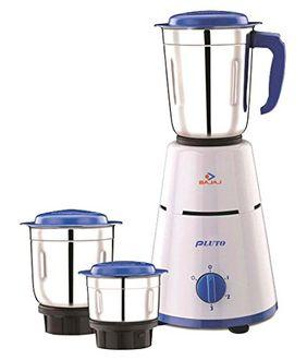 Bajaj Pluto 500W 3 Jar Mixer Grinder Price in India