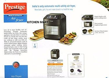 Prestige PMAF 1.0 Automatic Multi-Utility Air Fryer Price in India