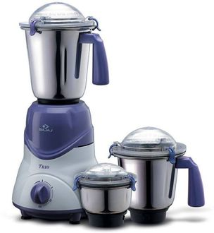 Bajaj Trio LV 600W Mixer Grinder (3 Jar) Price in India