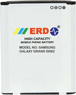 ERD 2100mAh Battery (For Samsung Grand Duos I9082) Price in India