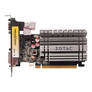 Zotac NVIDIA GT 730 (ZT-71115-20L) 4 GB DDR3 Graphics Card Price in India