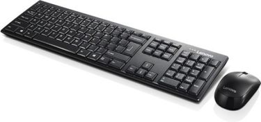 Lenovo 100 Wireless Keyboard & Mouse Combo Price in India
