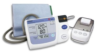 Omron HEM-705 BP Monitor Price in India