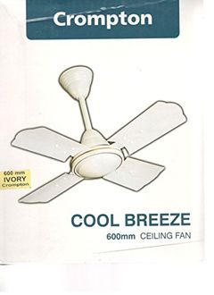 Crompton Cool Breeze 4 Blade (600mm) Ceiling Fan Price in India