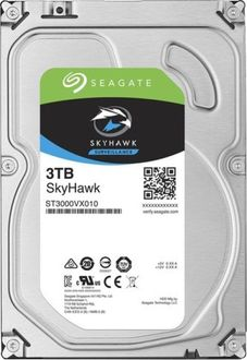 Seagate SkyHawk Surveillance (ST3000VX010) 3TB Internal Hard Drive Price in India