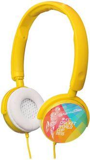 Cognetix ICC Cricket World Cup 2015 DIY Wired Headphones Price in India