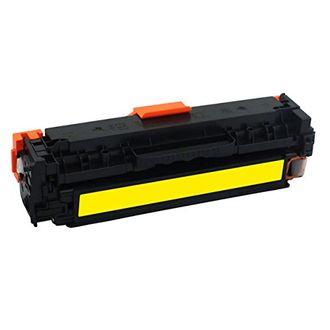 SPS CF382A Yellow Toner Cartridge Price in India
