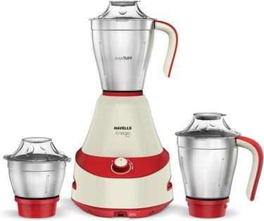 Havells Energia 500W Mixer Grinder (3 Jars) Price in India