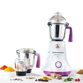 Wonderchef Victor Premium 750W Mixer Grinder (3 Jars) Price in India