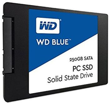 WD Blue (WDS250G1B0A) 250 GB SSD Laptop Internal Hard Drive Price in India