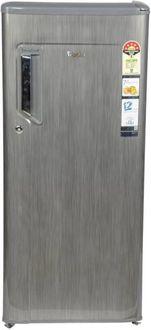 Whirlpool 200 IM Powercool PRM 185L 5S Single Door Refrigerator (Titanium) Price in India