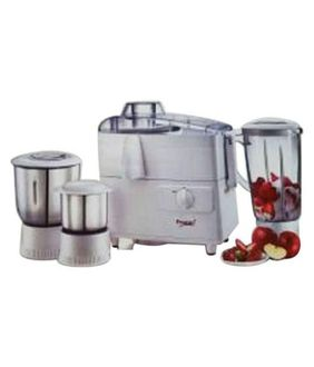 Prestige Wonder 550W 3 Jar Juicer Mixer Grinder Price in India