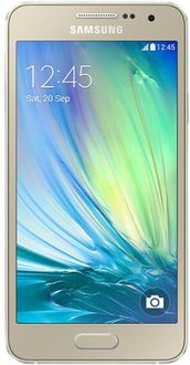 Samsung Galaxy A3 Price in India