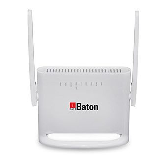 iball Baton (iB-W4G311N) Triple Smart Wireless N Router Price in India