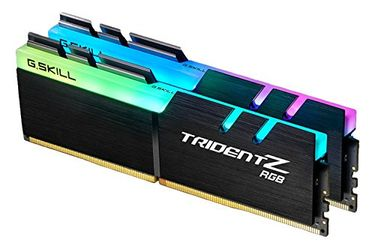 G.Skill TridentZ RGB (F4-3000C16D-16GTZR) 8GBx2 DDR4 Ram Price in India