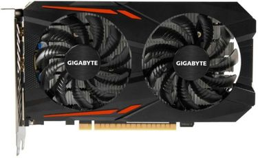 Gigabyte Geforce GTX1050Ti (GV-N105TOC-4GD) 4GB DDR5 Graphic Card Price in India