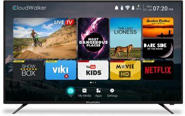 Cloudwalker Cloud TV 65SU 65 Inch Ultra HD 4K Smart LED TV Price in India