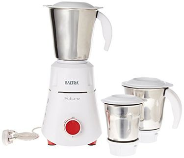 Baltra Future BMG-125 550W Mixer Grinder (3 Jars) Price in India