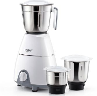 Eveready Moler Dx Mixer Grinder (3 Jars) Price in India