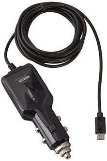 AmazonBasics 5-Feet Micro USB Universal Car Charger for Android Price in India