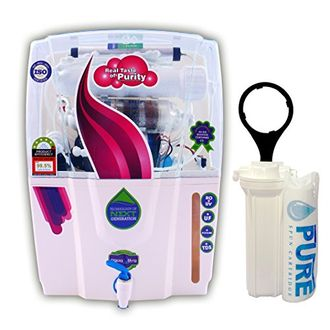 Aquaultra UX2107 15L RO UV UF Alkaline TDS Controller Water Purifier Price in India