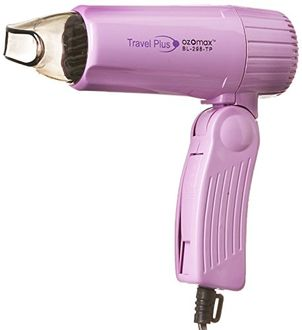 Ozomax BL-298-TP Travel Plus Hair Dryer Price in India