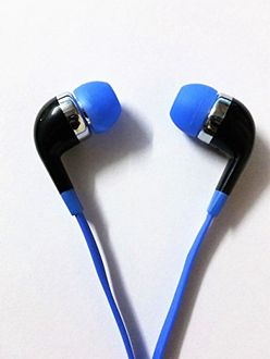 BS Power BL-50 Universal Tangle Free Spiral Music Earphones Price in India
