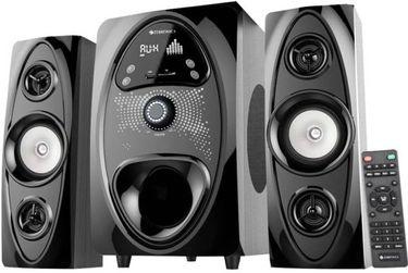 Zebronics Koto-BT RUCF 2.1 Channel Multimedia Speaker Price in India