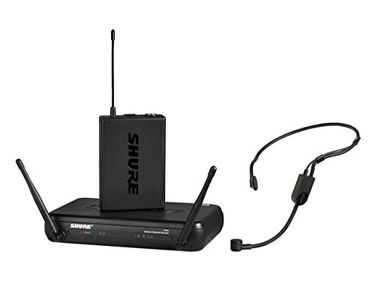 Shure SVX14/PGA31 Wireless Microphone System Price in India