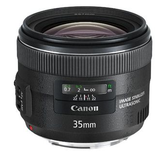 Canon EF 35mm f/2 (Wide Angle) Lens Price in India