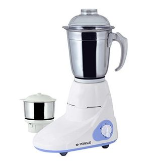 Pringle Zest 450W Mixer Grinder (2 Jar) Price in India