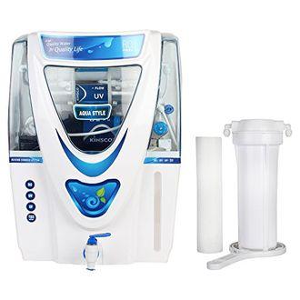 Kinsco Aqua Style 15L RO UV UF Tds Adjuster Water Purifier Price in India