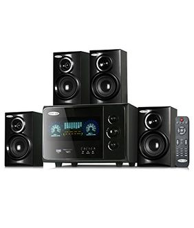 a625cbac57e Bluetooth Home Theaters Price List in India. LG Boom Blast LH64B 4.1  Bluetooth Speaker System ...