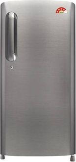 LG GL-B201APZW 190 L 3 Star Inverter Direct Cool Single Door Refrigerator (Shiny Steel) Price in India