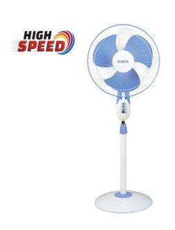 Surya Race 3 Blade (400mm) Pedestal Fan Price in India