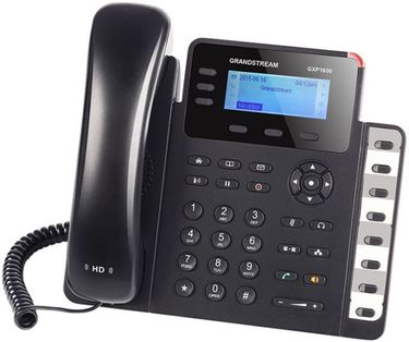 Grandstream GXP1630 Corded Landline Phone Price in India