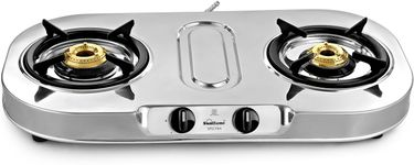 Sunflame Spectra 2B AI SS Glass Gas Cooktop Price in India