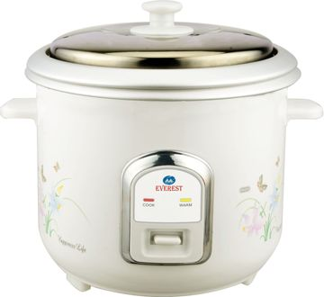 Everest EV 18 1.8L Electric Rice Cooker Price in India