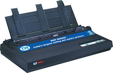 Tvs MSP 455 Monochrome Dot Matrix Printer Price in India