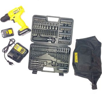 Dewalt DCD700C2A-IN - 12V Drill Driver (with 109Pc Accessory kit) Price in India