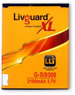 Livguard 2100mAh Battery (For Samsung G-Si9300) Price in India