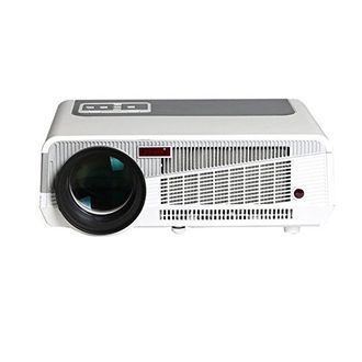 Play P002 HDMI USB Home Theater Projector Price in India