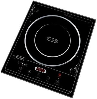 V-Guard VIC-1000 2000W  Induction Cooktop Price in India
