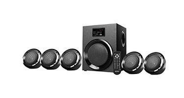 Intex IT-4250 TUF BT 5.1 Channel Multimedia Speakers Price in India