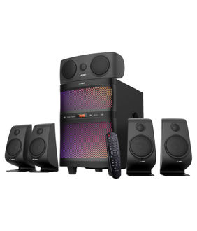 F&D F5060X 5.1 Channel Multimedia Speaker Price in India