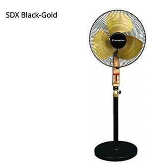 Crompton SDX  3 Blade (400mm) Pedestal Fan Price in India