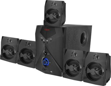 Tecnia Atom 504 5.1 Channel Multimedia Speaker Price in India
