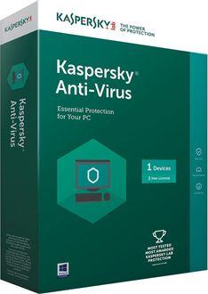 Kaspersky Antivirus 2017 1 PC 3 Year Antivirus Price in India