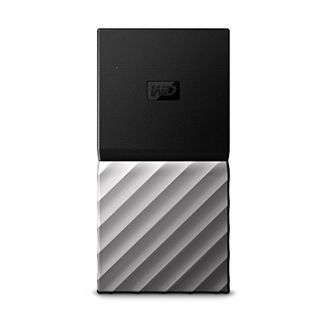 WD My Passport (WDBK3E0010PSL-WESN) 1TB External Hard Disk Price in India